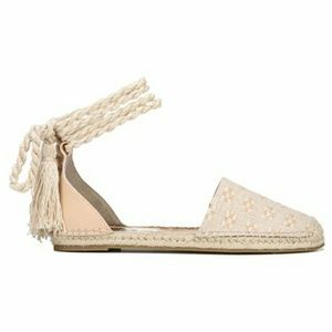Circus by Sam Edelman Natural Lenora Flat